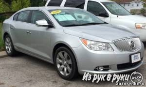 Buick Buick LaCrosse, седан, 2010г, кпп автомат, 3.6л.  1.487.200 руб.